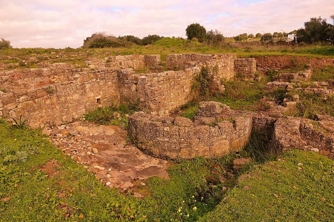 Caminhada - Villa romana de Freiria