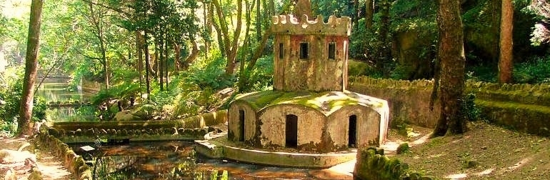 Parque da Pena - Sintra