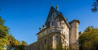 As 5 Quintas e edificios notáveis em Sintra