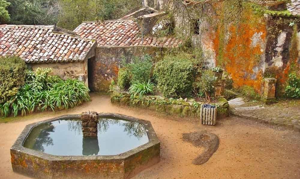 Caminhadas Serra de Sintra Convento dos Capuchos