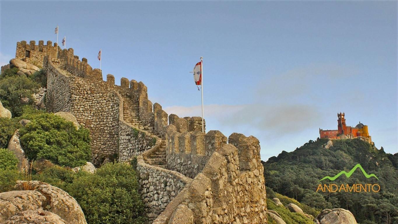 Caminhadas na Serra de Sintra Castelo dos mouros