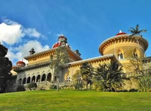 Visitas Guiadas ao Palácio de Monserrate