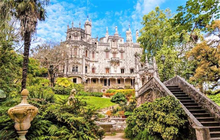 Visita guiada à Quinta da Regaleira