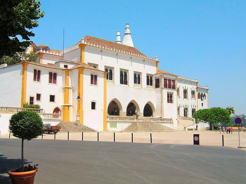 Visita guiada ao Palácio Nacional de Sintra