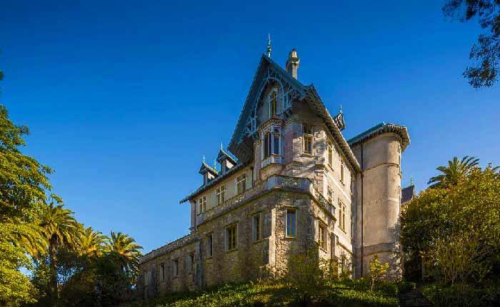 Chalet Biester - As 5 Quintas e Edifícios notáveis em Sintra
