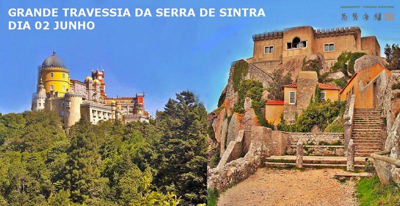 Grande travessia da Serra de Sintra