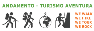 Caminhadas e Percursos Pedestres Logo