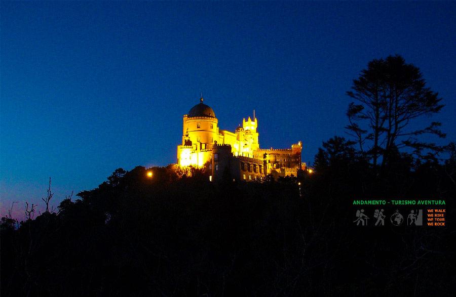 Caminhada Noturna na Serra de Sintra - Capuchos