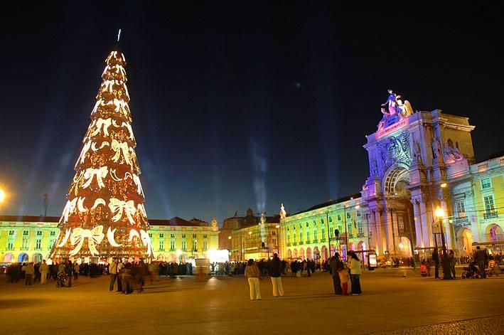 Caminhada Luzes Natal em Lisboa