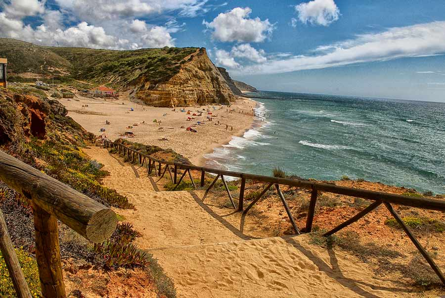 Caminhada Praia de São Julião