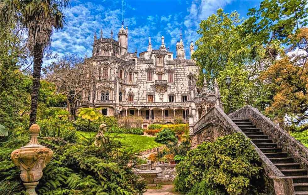 Visita guiada Quinta da Regaleira