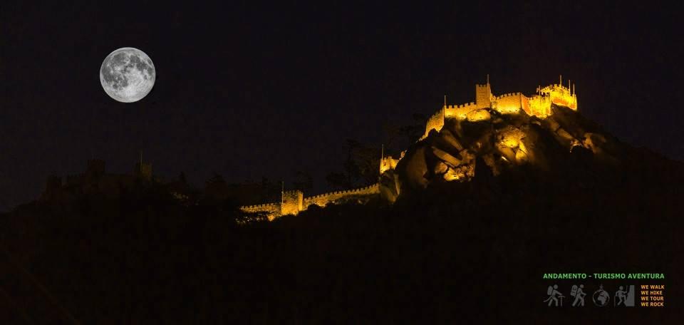 Caminhada Equinócio - Lua cheia em Sintra