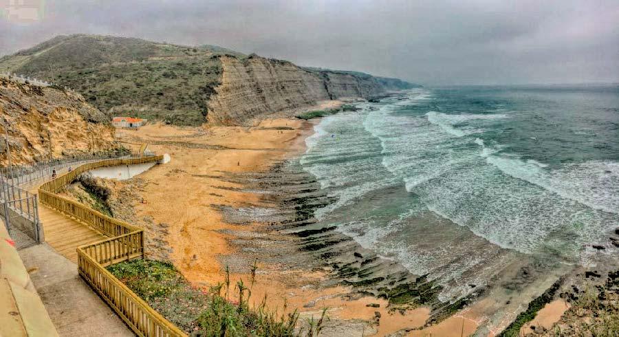 Caminhada da Praia do Magoito a Aguda