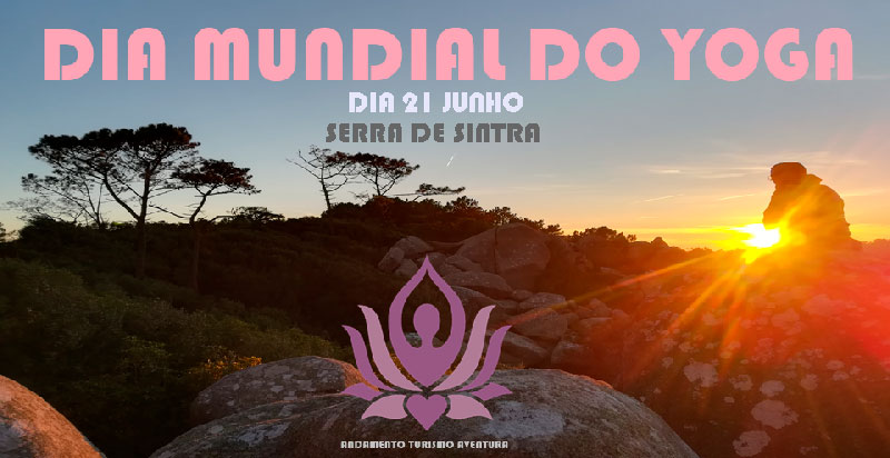 Caminhada dia Mundial do YOGA