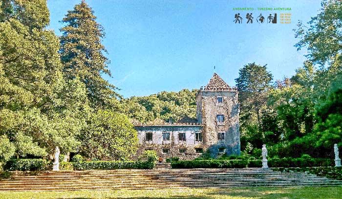 Visita guiada à Quinta da Ribafria em Sintra