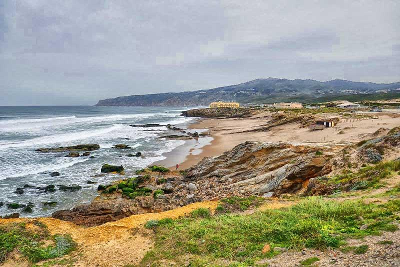 Caminhada na Praia do Guincho