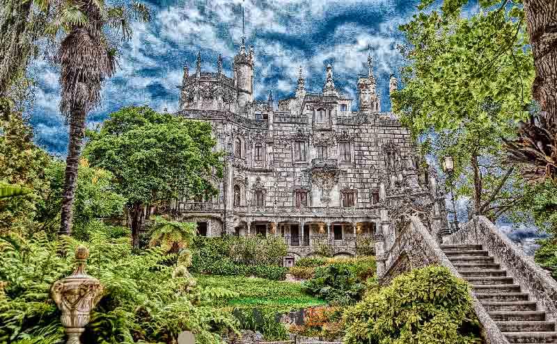 Quinta da Regaleira - Visita Guiada