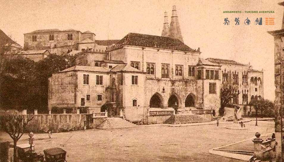 Roteiro Queirosiano em Sintra