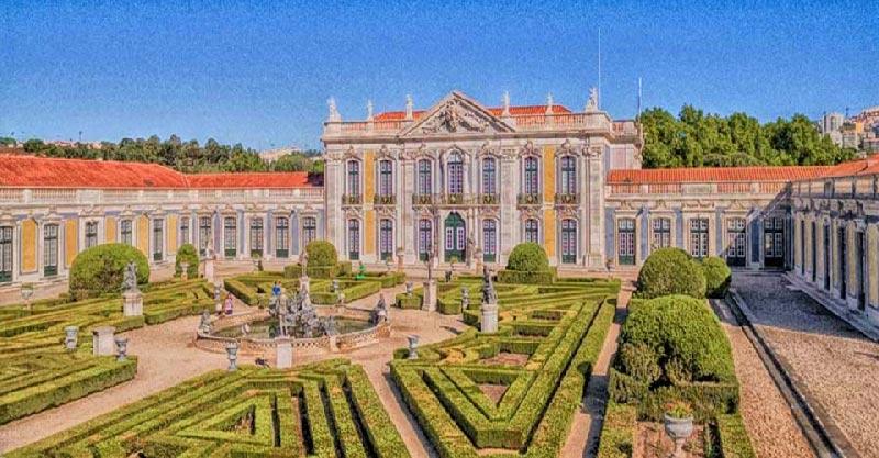 Visita Guiada ao Palacio de Queluz