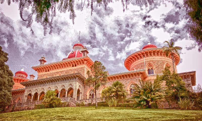 Visita guiada ao Palácio de Monserrate