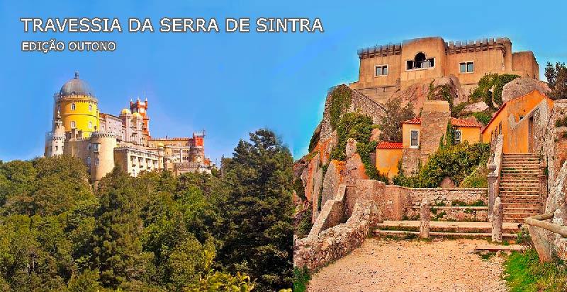 Caminhada-grande travessia da Serra de Sintra