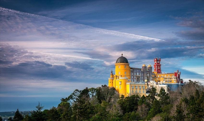 Visita Guiada ao Palácio da Pena na Serra de Sintra