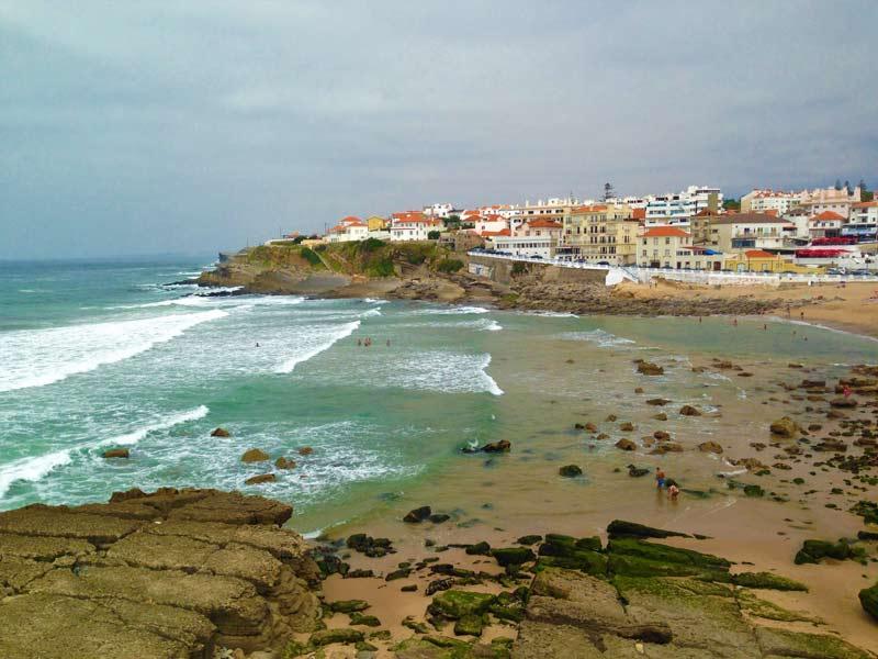 Visita guiada à Praia das Maçãs e Templo Romano