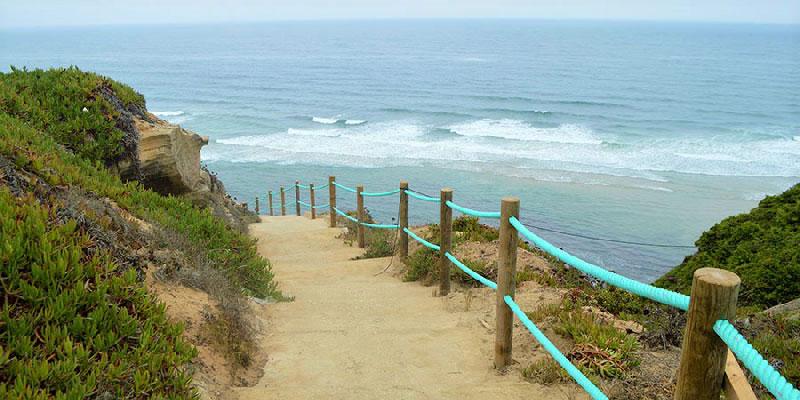 Caminhada Praia da Aguda ao Magoito