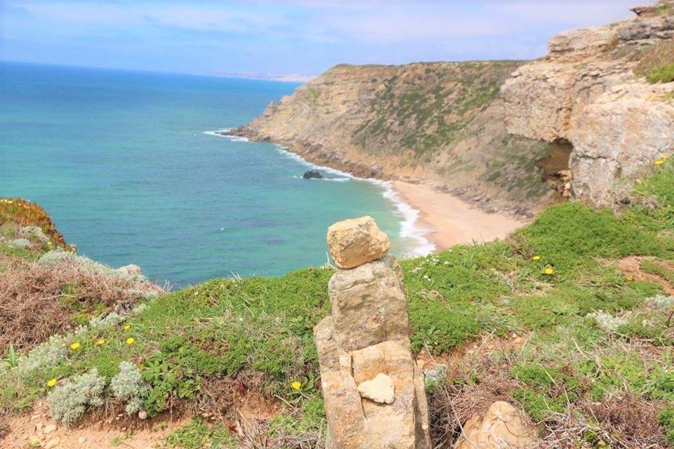 Caminhada Praia do Magoito, Giribeto e Samarra