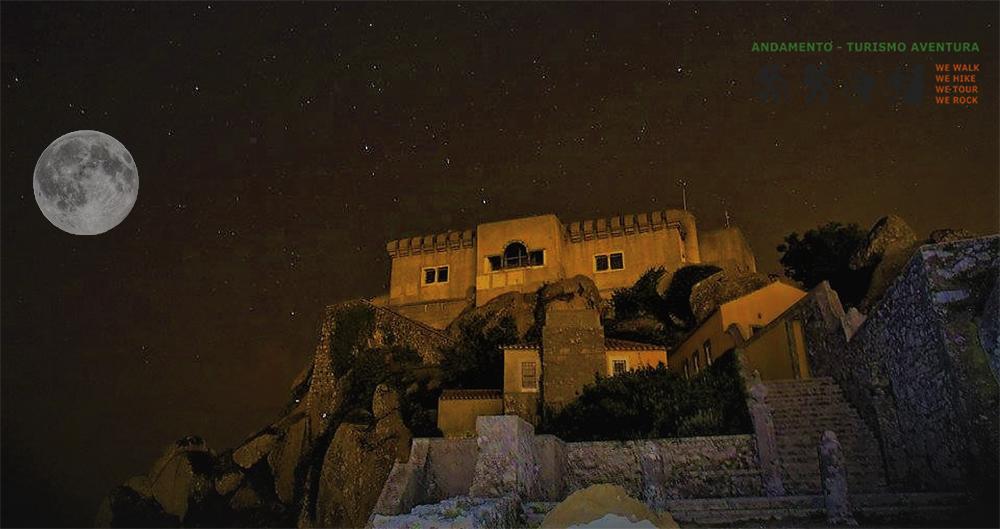 Caminhada Super Lua na Serra de Sintra