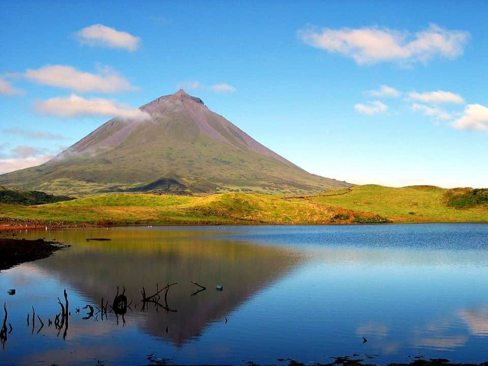 Subida a Montanha do Pico e Caminhadas