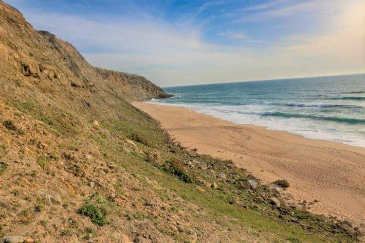 Caminhada na Praia da Vigia e aldeias da Assafora e Cortesia