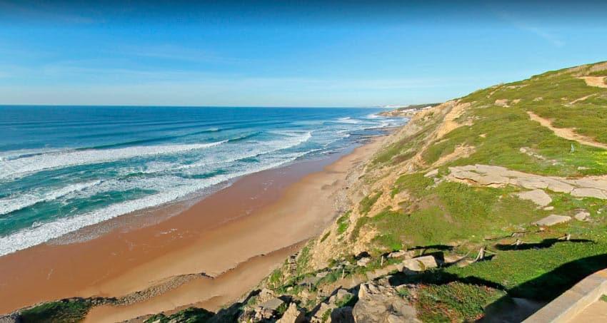 Caminhada Praia do Magoito - Praia da Aguda