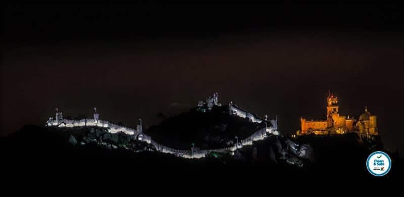 Sintra Serra de Mistérios e Palácios Iluminados