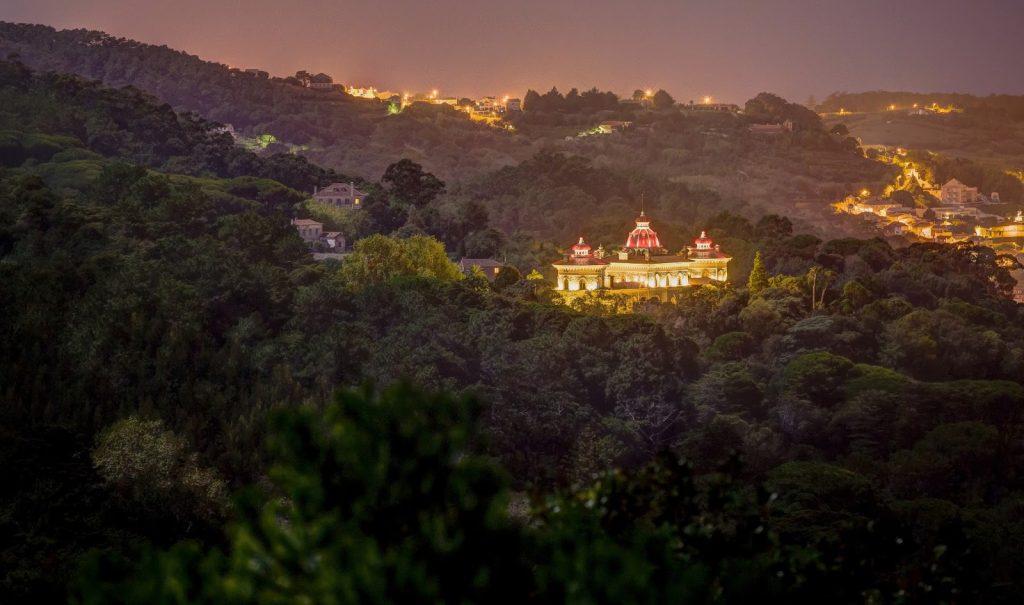 Caminhada Nocturna ao Monte Rodel - Serra de Sintra