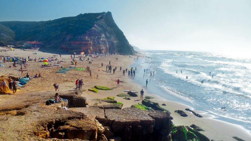 Caminhada Praia de São Julião e Vigia
