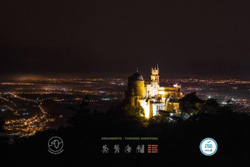 Caminhada Super Lua Cheia - Serra de Sintra