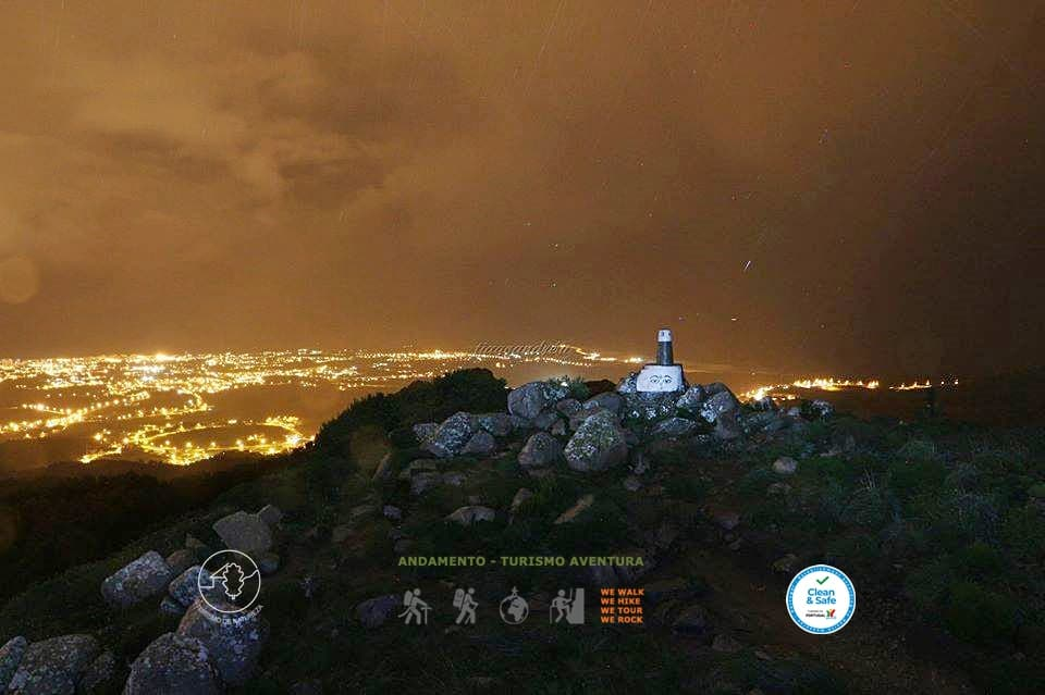 Chuva de Meteoritos na Serra de Sintra
