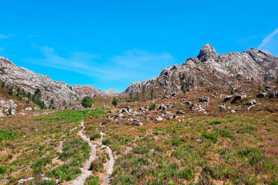 Cascatas e Montanhas do Gerês