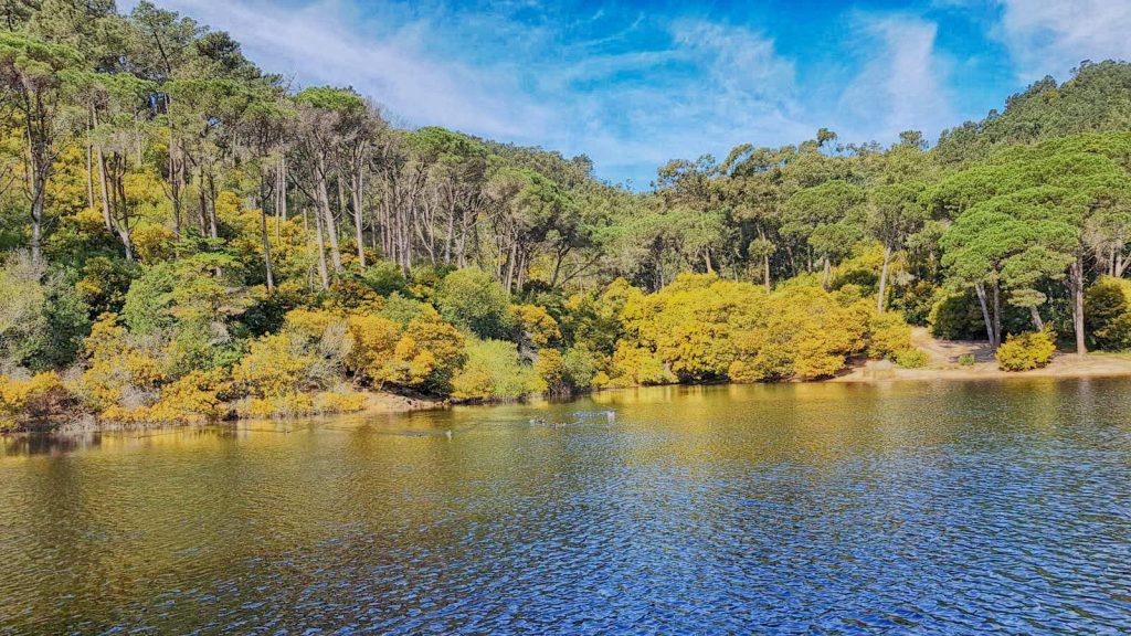 Caminhada na Lagoa Azul e Barragem
