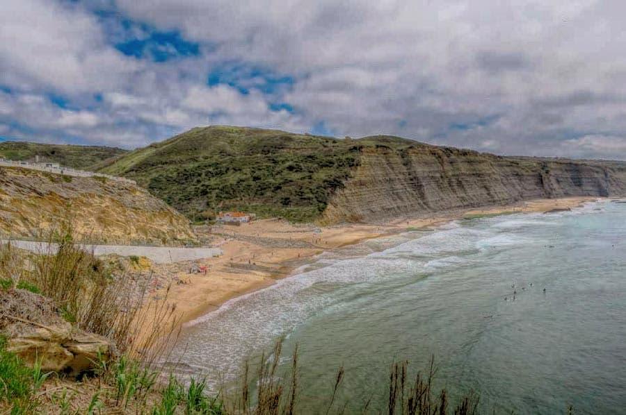 Caminhada na Praia do Magoito + Praia da Aguda