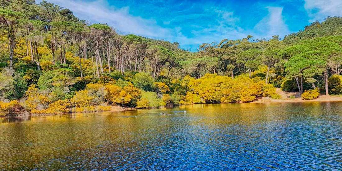 Caminhada na Lagoa Azul