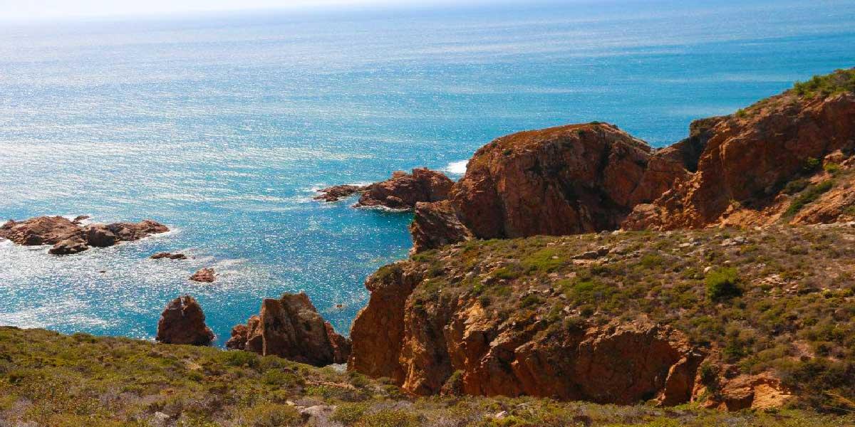 Caminhada Rota das Praias do Atlântico
