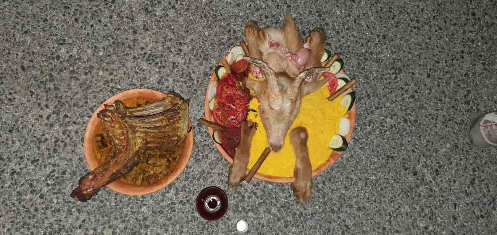 Macumbas e rituais