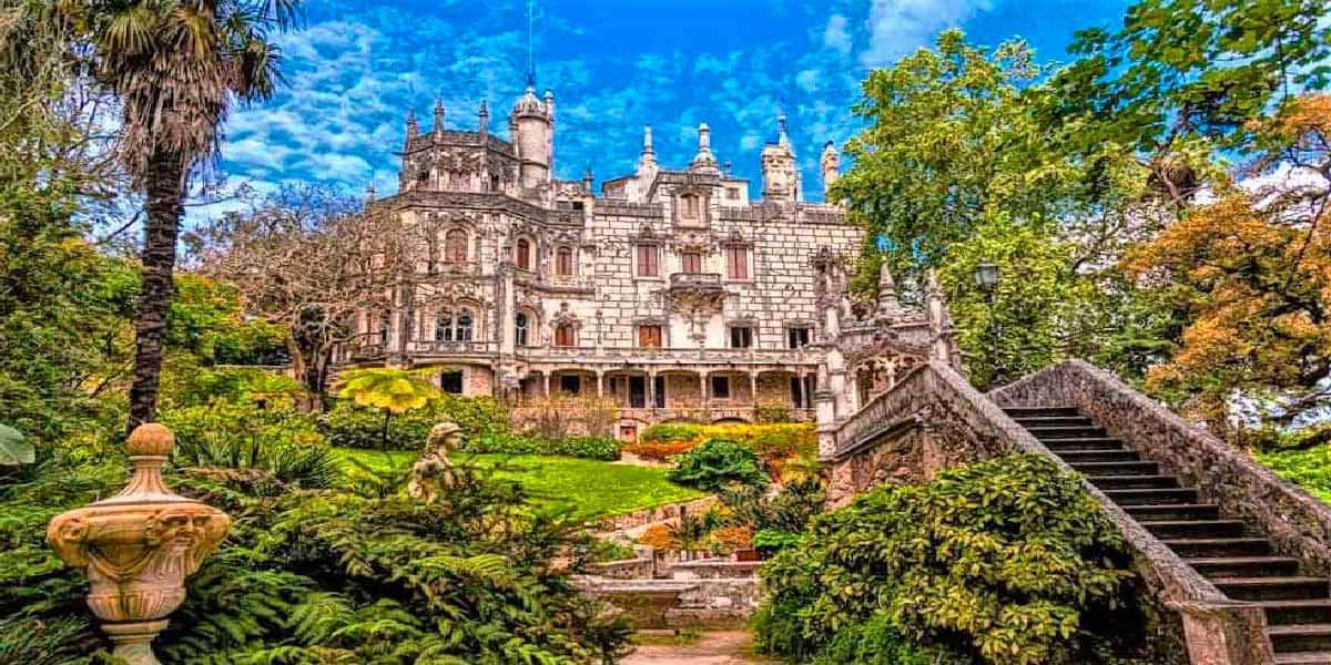 Visita Guiada à Quinta da Regaleira em Sintra