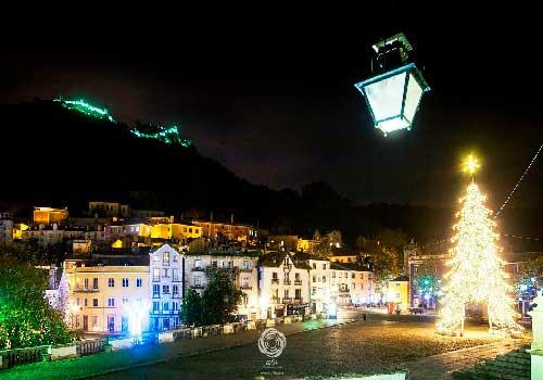 Caminhada Luzes de Natal