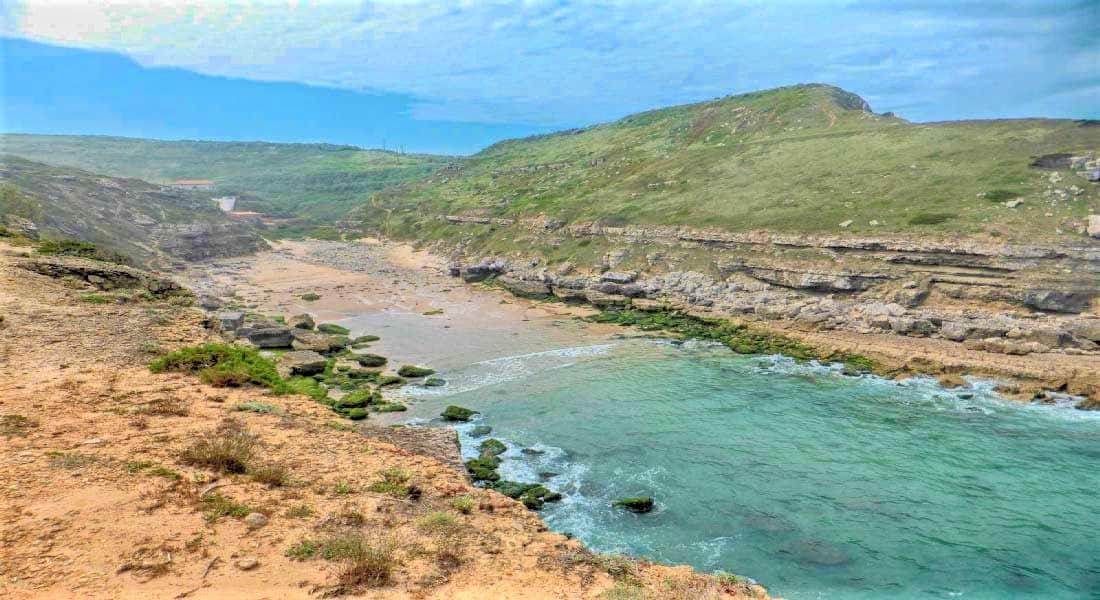 Caminhada Praia do Magoito ,Giribeto e Samarra