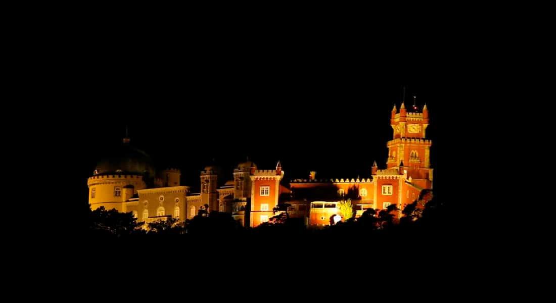 Caminhada no Reino mágico de Sintra